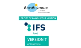 Formation Certification IFS Version 7