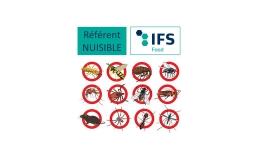 Formation IFS Food V7 Référent NUISIBLES