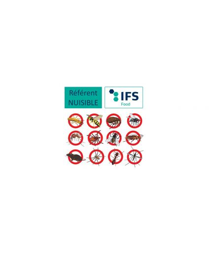 IFS Food V7 Référent NUISIBLES
